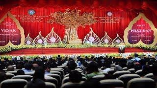 Khai mạc Đại lễ Vesak LHQ 2019 tại Việt Nam