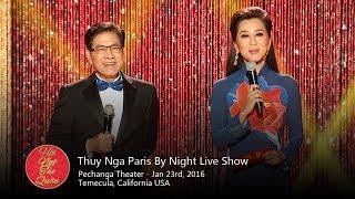 """Thúy Nga Paris By Night Live Show """"Hội Ngộ Táo Quân"""" mừng Xuân Bính Thân 2016"""