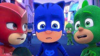 PJ Masks Full Episodes - Cartoons for Children