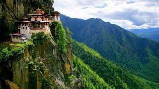Xứ sở của Thiên Đường Kỳ Diệu -  Bhutan - Thuyết minh