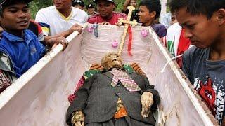 5 Nghi lễ kinh dị và ghê rợn nhất thế giới