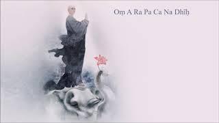 Nhạc thần chú Văn Thù Sư Lợi Bồ Tát - Khai mở trí tuệ (108 times Om Ah Ra Pa Tsa Na Dhi)