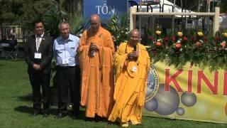 3373 Lễ Khai Mạc Theo Nghi Lễ Phật Giáo   Đại Lễ Phật Đản Phật Lịch 2259 Ngày May 17, 2015 Tại Mile