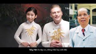 Cười té ghế khi chính PGS Bùi Hiền PHÁT ÂM SAI Tiếng Việt - Americans love Vietnamese