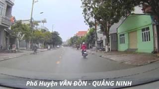 Phố Huyện VÂN ĐỒN - QUẢNG NINH  | VAN DON | QUANG NINH PROVINCE | Vietnam Discovery Travel .