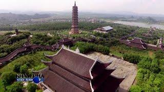 Khám phá Việt Nam - Bảo tháp Xá Lợi ở chùa Bái Đính