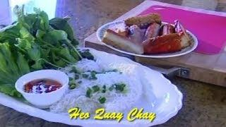 Món Quay Chay