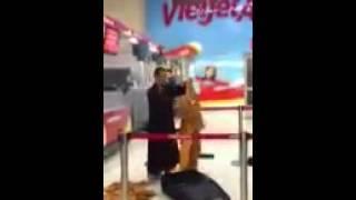 Sư thầy chửi bậy tại VietJet Air