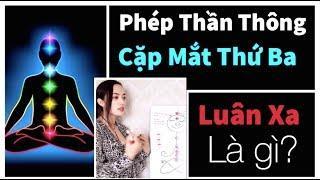 PHÉP THẦN THÔNG- Luân Xa- Cặp Mắt Thứ Ba- Mật Tông-Kim Cương Thừa- Tinna Tinh