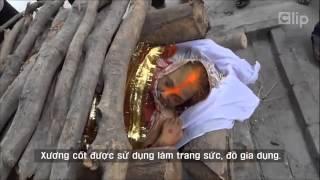 Clip thổ dân ăn thịt người chết đáng sợ quá