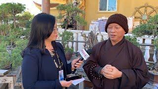 Trụ trì chùa Bảo Quang: 'Bên đó đánh, chúng tôi chỉ đỡ'