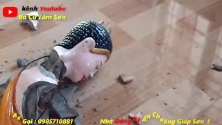 Clip Cảnh Tượng Đập Phá Chùa Và Tượng Phật Ở Năm Căn