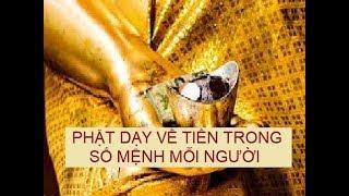 Tiền và số mệnh con người theo lời Phật dạy - Ta cần bao nhiêu tiền?