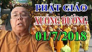 Hoà thượng THÍCH THÔNG LAI hiệu triệu TỔNG B.IỂ.U T.ÌN.H Phật Giáo vào CHÚA NHẬT 01/7