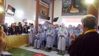 Giáo Hội Phật giáo không cho phép chùa Tân Diệu truyền thiền