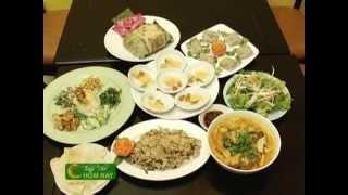Ẩm thực chay xứ Huế - Món Ngon [HTV9 -- 17.03.2013]